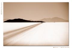 Salt desert s