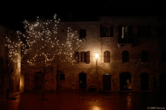 San Gimignano portrait