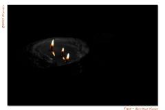 Spiritual flames