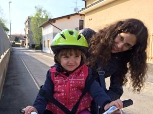 Pica e mamma Ova sulla Cletta !